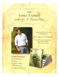 James Farmer flyer