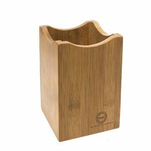 Bamboo Utenil Holder or Hoder for Kitchen Tools
