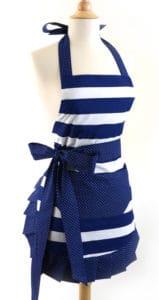 Blue-White-Striped-Apron