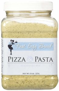 Pizza Pasta Seasoning by Fast Easy Bread