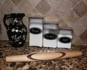 Sugar Maple with Black Walnut Celtic Knot French Style Rolling Pin-Kitchen-2