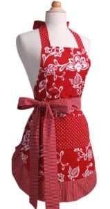 White-Flowers-Red-Apron
