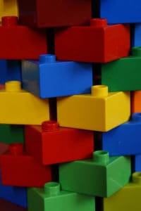 Lecithin Legos