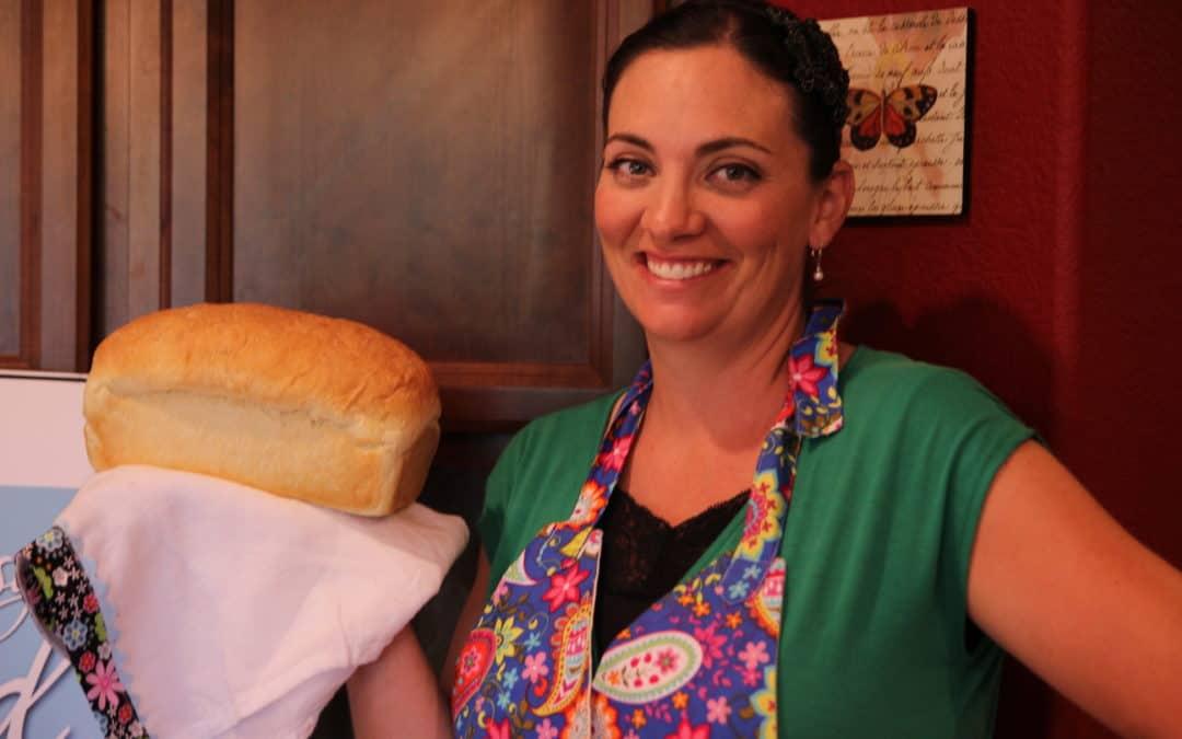 How to Make Homemade Bread Less Dense or More Light & Fluffy