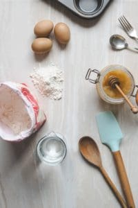 cooking and baking with lecithin