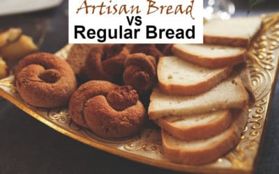What's the Difference Between Artisan Bread & Regular Bread?