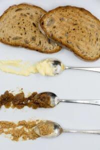 Artisan bread spreads